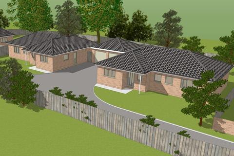 3 bedroom detached bungalow for sale - Plot 1, Garden Lane, Worlingham
