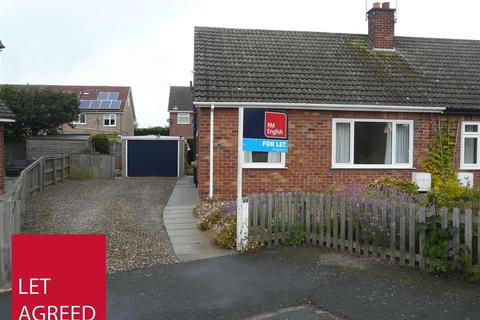 2 bedroom semi-detached bungalow to rent - Sherbuttgate Drive