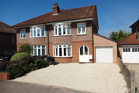 5 bedroom semi-detached house for sale - Mountfields Avenue, Taunton