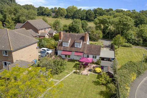 3 bedroom detached house for sale - Swedish Houses, Tilehurst Lane, Binfield, Berkshire, RG42