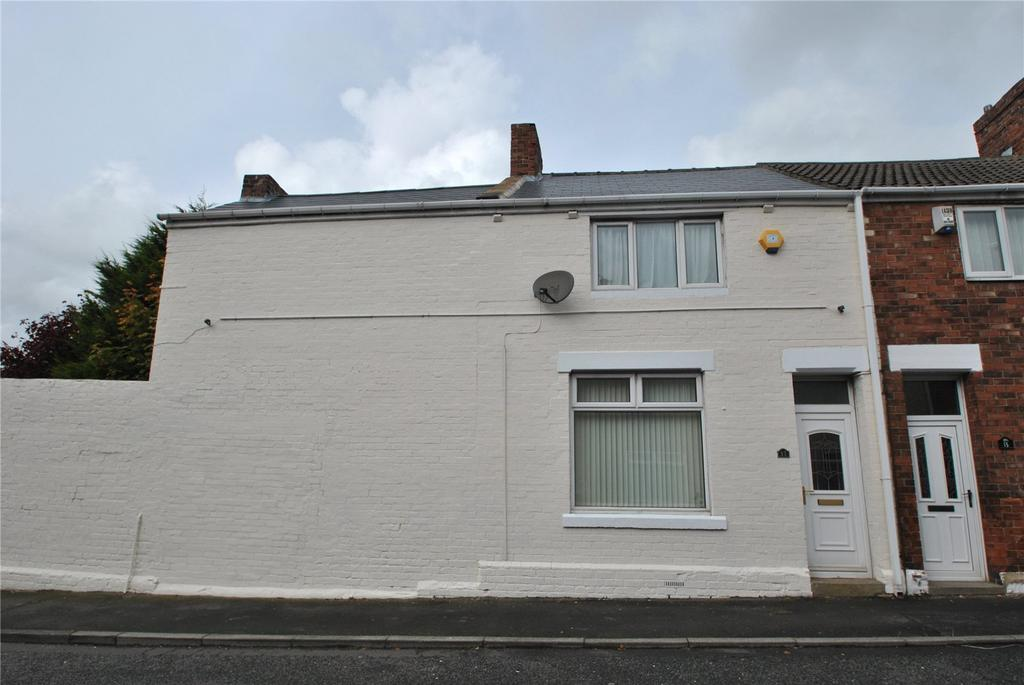 3 Bedrooms End Of Terrace House for sale in Elizabeth Street, Houghton le Spring, Tyne and Wear, DH5