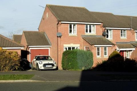 3 bedroom townhouse to rent - Sunningdale, Grantham