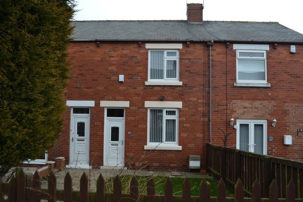 2 Bedrooms Terraced House for sale in Craig Terrace, Easington Village, Peterlee, Co.Durham, SR8