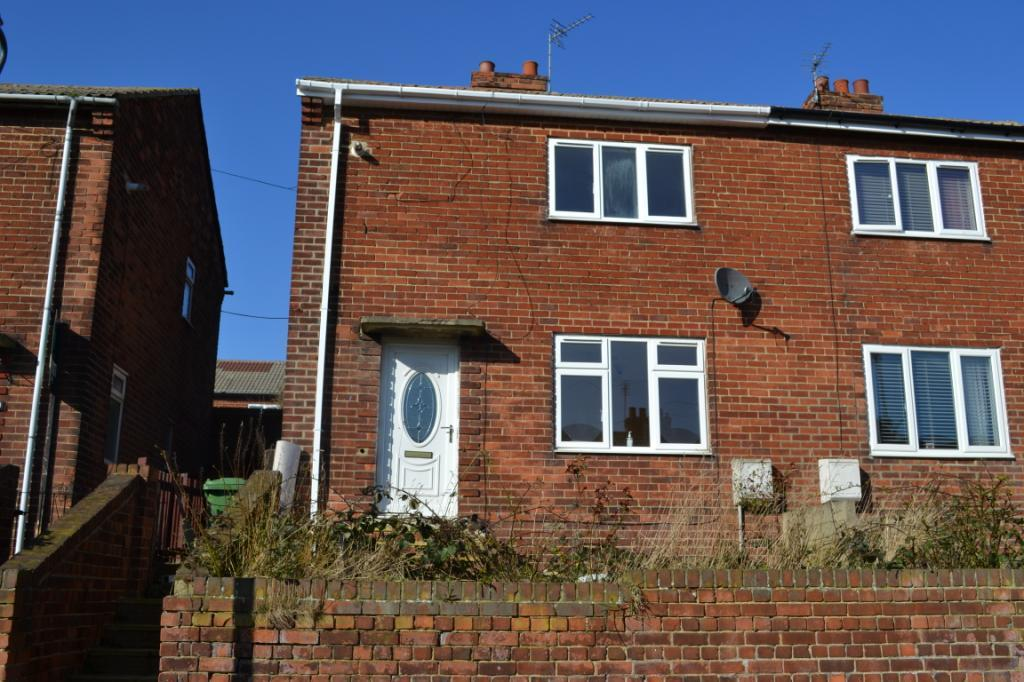 2 Bedrooms Semi Detached House for sale in Oak Road, Easington Colliery, Peterlee, Co.Durham, SR8