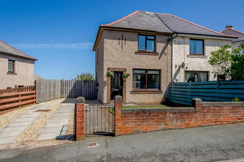 2 bedroom semi-detached house for sale - Sunnyside Crescent, Spittal, Berwick-Upon-Tweed, Northumberland
