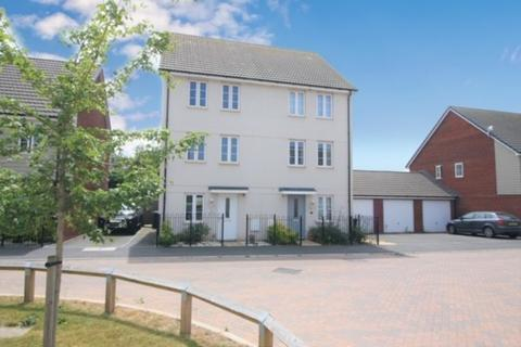 3 bedroom townhouse for sale - Exeter