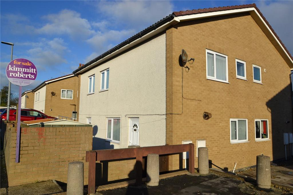 3 Bedrooms Semi Detached House for sale in Southway, Peterlee, Co. Durham, SR8