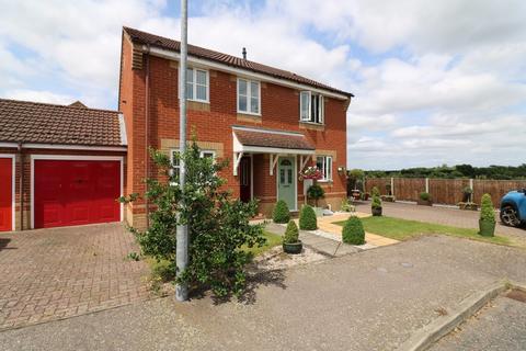 2 bedroom semi-detached house for sale - Appletree Lane, Roydon, Diss
