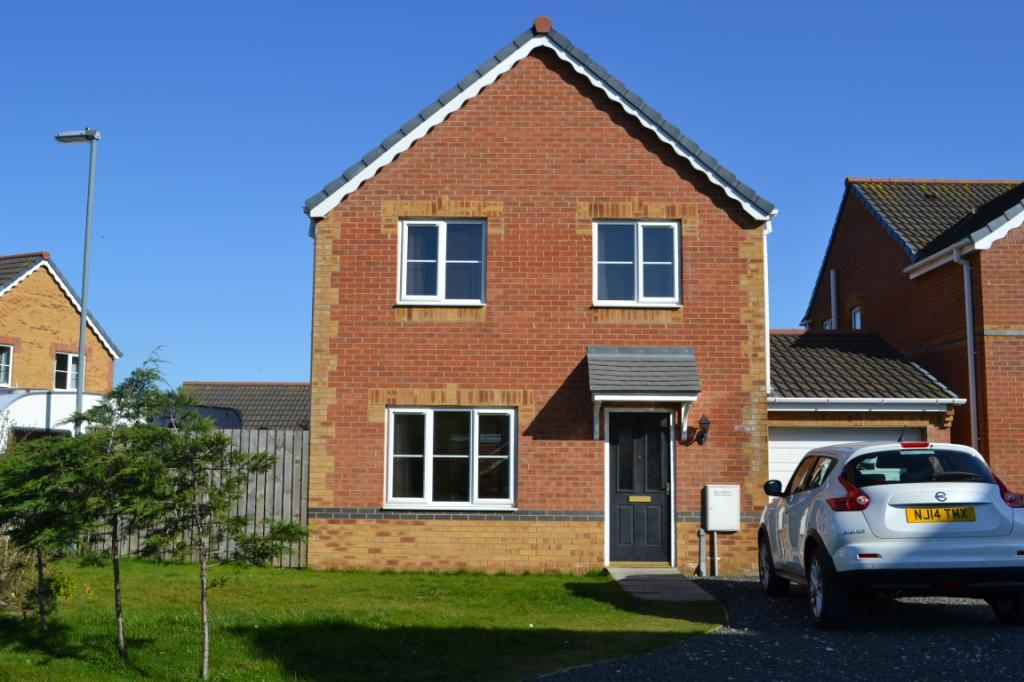 4 Bedrooms Detached House for sale in Holm Hill Gardens, Easington, SR8