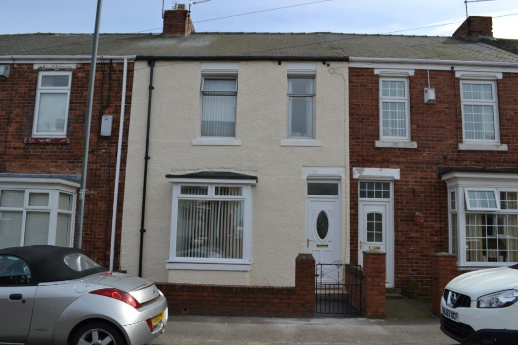3 Bedrooms Terraced House for sale in Alexandra Terrace, Haswell, Co.Durham, DH6