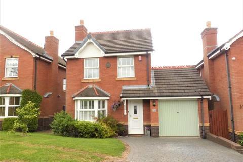 3 bedroom detached house for sale - Betteridge Drive, Sutton Coldfield