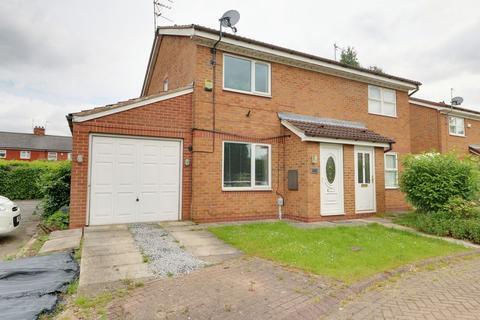 3 bedroom semi-detached house for sale - Oakfield Court, Cottingham Road
