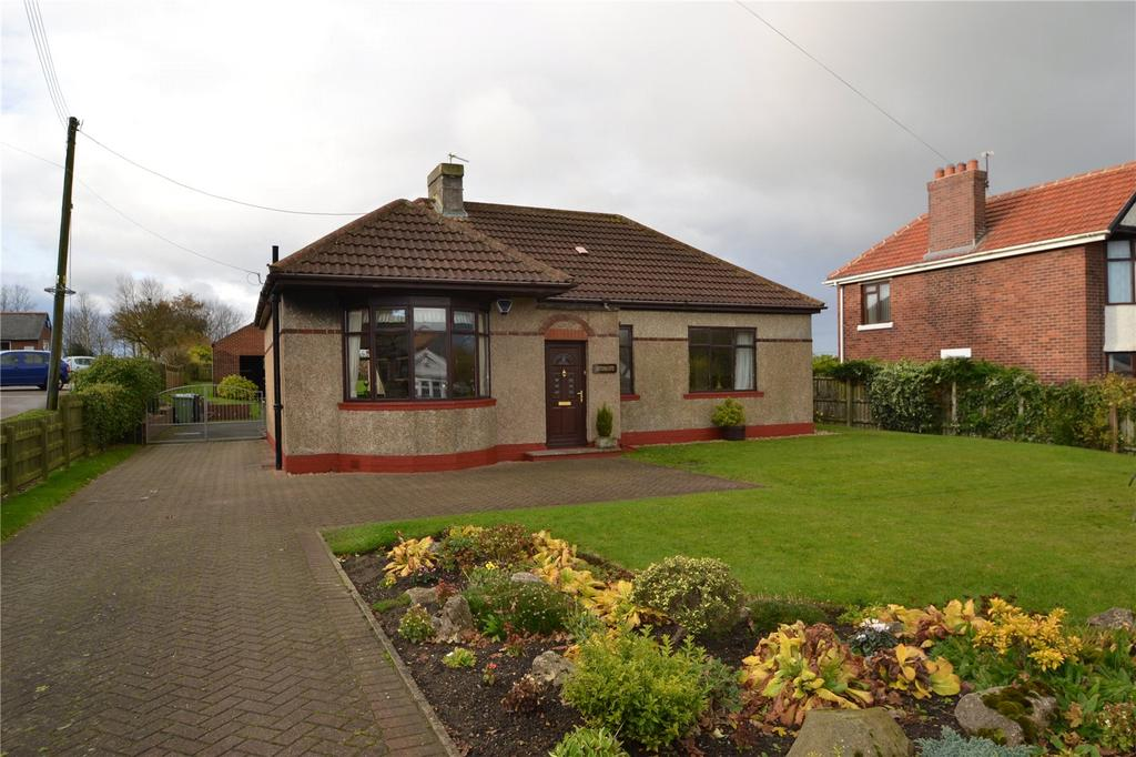 3 Bedrooms Detached Bungalow for sale in Aytoncote, Fleming Field, Shotton, DH6