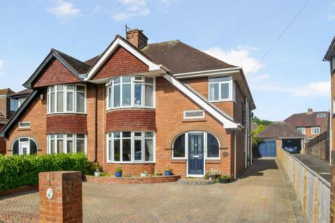 4 bedroom semi-detached house for sale - Fairfield Avenue, Exeter