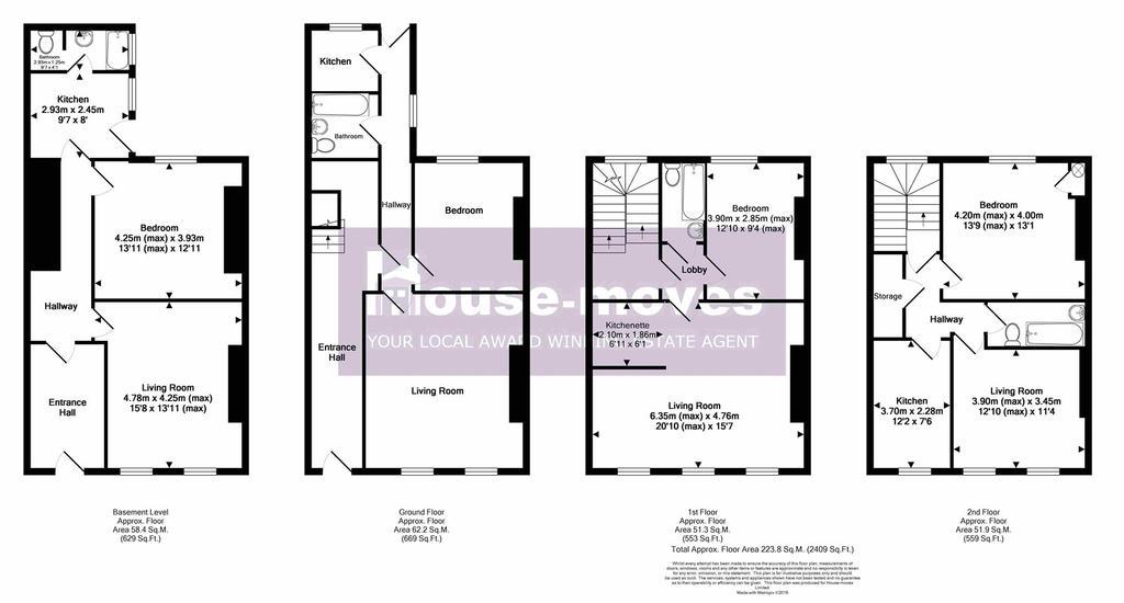 Floorplan: Albion Street Floor Plan.JPG