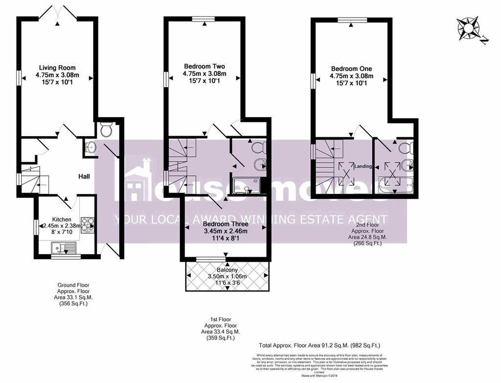 Floorplan: Framlington Mews Floor Plan.JPG