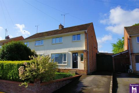 3 bedroom semi-detached house for sale - Castlefields Avenue, Charlton Kings, Cheltenham, GL52 6YR