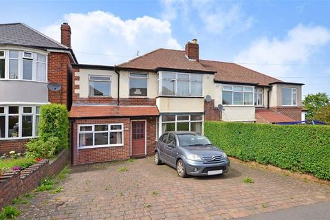 5 bedroom semi-detached house for sale - High Storrs Crescent, Sheffield, Yorkshire
