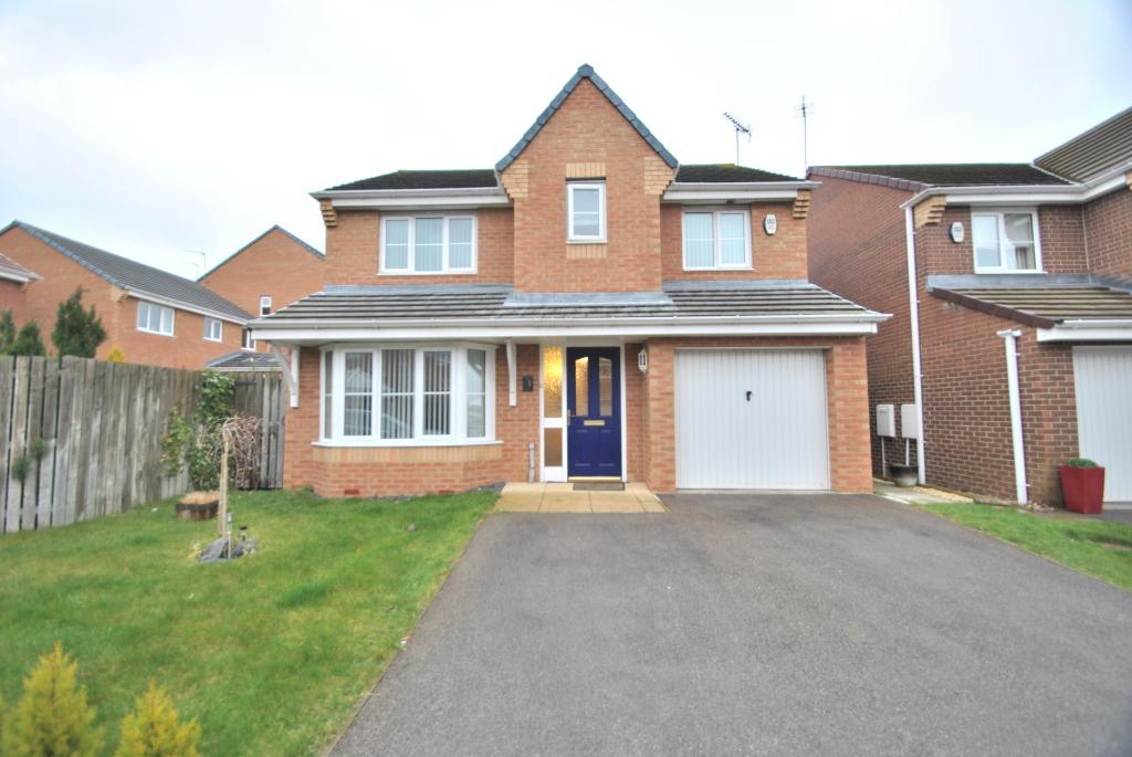 4 Bedrooms Detached House for sale in Dalby Grove, Fairfield Park, Murton, SR7