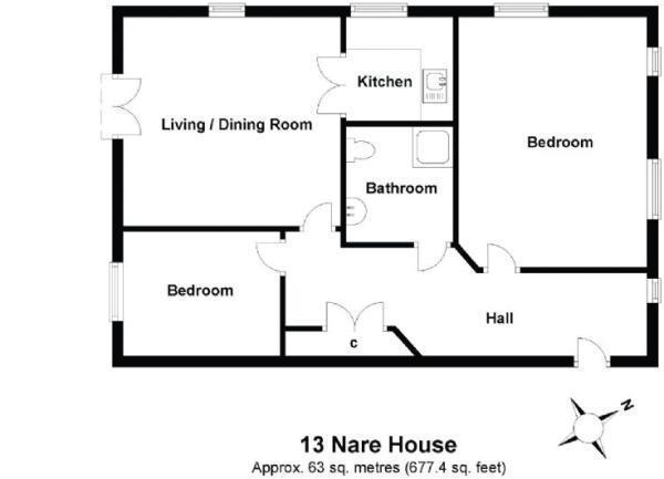 Floorplan: 13 Nare House.jpg