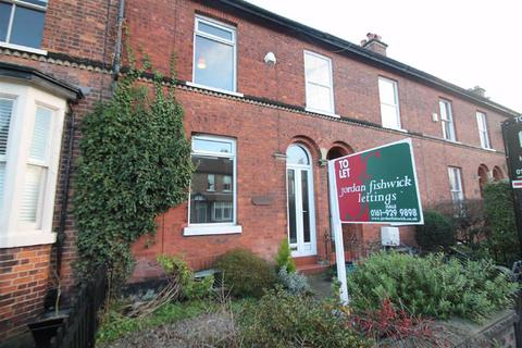 2 bedroom terraced house to rent - Church View, Altrincham, Bowdon