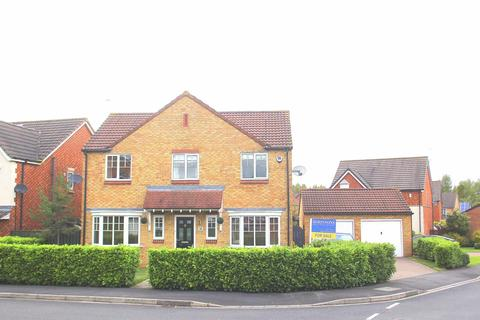 4 bedroom detached house for sale - Chipchase Court, Woodstone Village, Houghton Le Spring