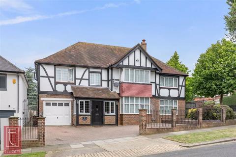 5 bedroom detached house for sale - Radinden Manor Road, Hove, East Sussex