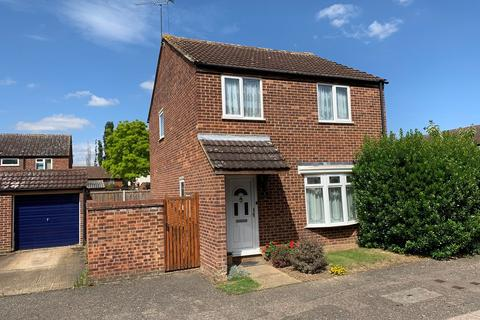 3 bedroom detached house for sale - Peggotty Close, Newlands Spring, Chelmsford, CM1