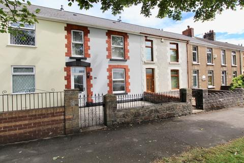 2 bedroom terraced house for sale - Station Road, Fforestfach, Swansea, SA5