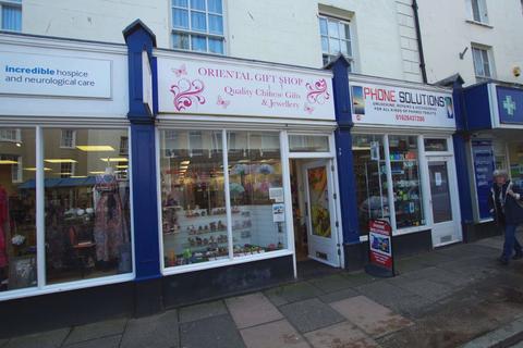 Shop to rent - Wellington Street, Teignmouth, Devon