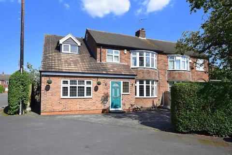 4 bedroom semi-detached house for sale - North Avenue, Mickleover, Derby