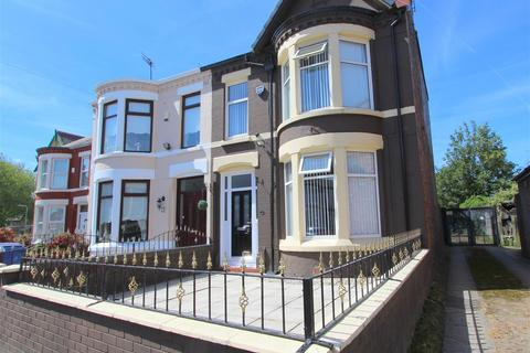 4 bedroom semi-detached house for sale - Knoclaid Road, Tuebrook, Liverpool
