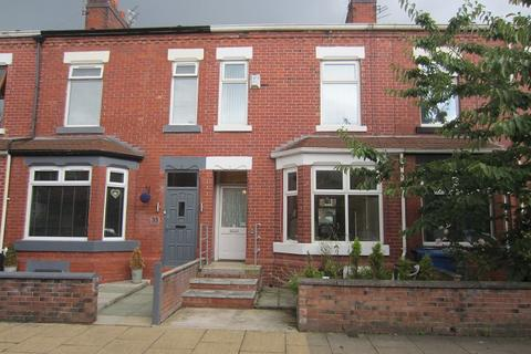3 bedroom terraced house for sale - Fulford Street, Old Trafford, Manchester. M16 9PX