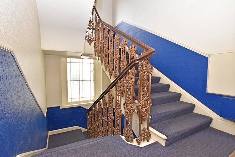 Staircase Down