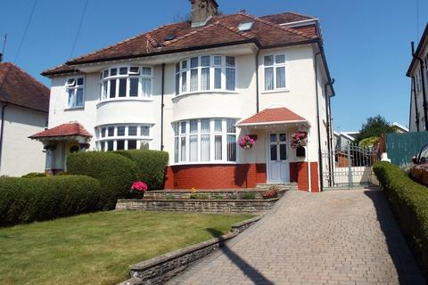 4 bedroom semi-detached house for sale - 23 Cae Bryn Avenue, Sketty, Swansea SA2 9AT