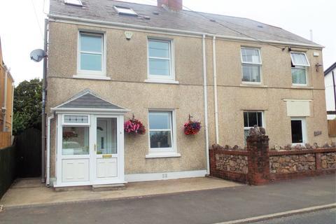 4 bedroom semi-detached house for sale - Homeleigh, Llanmorlais, Gower, Swansea SA4 3RY