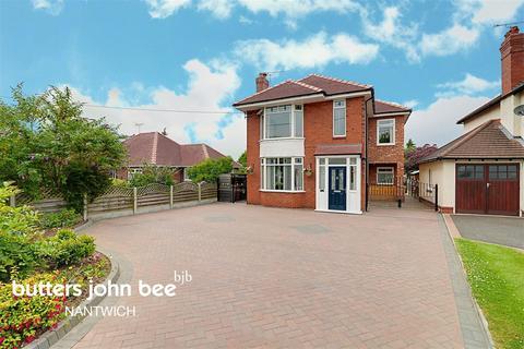 5 bedroom detached house for sale - Crewe Road, Shavington