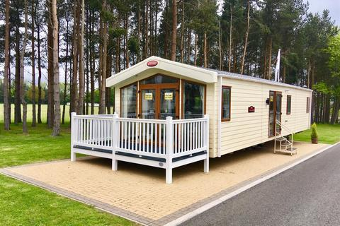 2 bedroom static caravan for sale - Carnaby Helmsley Lodge, Witton Castle Country Park, Sloshes Lane, Bishop Auckland, DL14 0DE