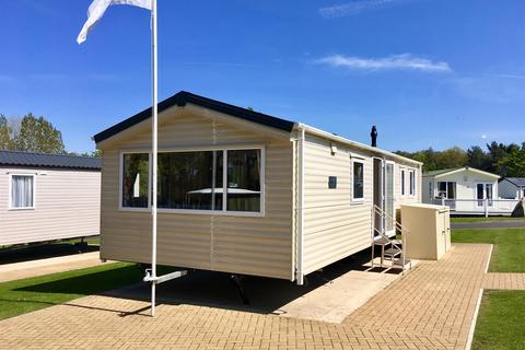 2 bedroom static caravan for sale - Europa Shorewood, Witton Castle Country Park, Sloshes Lane, Bishop Auckland, DL14 0DE