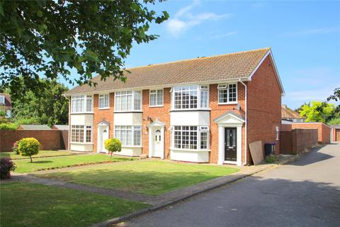 3 bedroom end of terrace house for sale - Brierley Gardens, Lancing, West Sussex, BN15