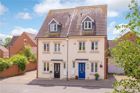 3 bedroom semi-detached house for sale - Wood End Close, Sharnbrook, Bedford, Bedfordshire
