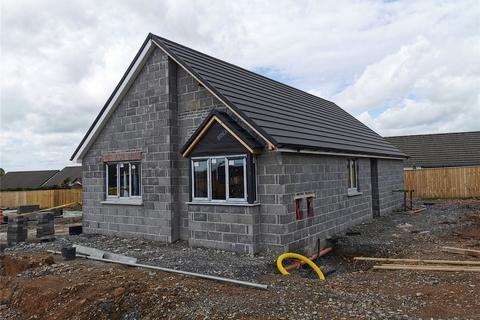 3 bedroom detached bungalow for sale - Plot 1 The Dale, Land South Of Kilvelgy Park, Kilgetty, Pembrokeshire
