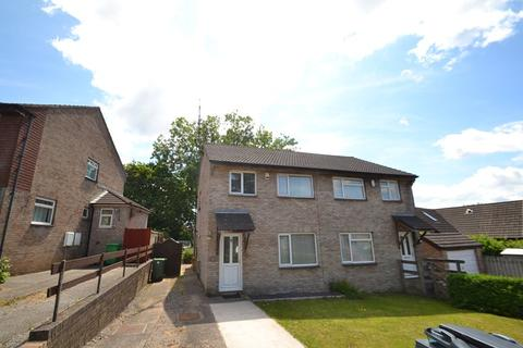 3 bedroom semi-detached house to rent - Guenever Close, Thornhill, Cardiff
