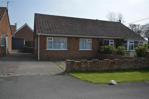 2 bedroom semi-detached bungalow for sale - South Cliffe Drive, Primrose Valley, Filey, YO14 9QY