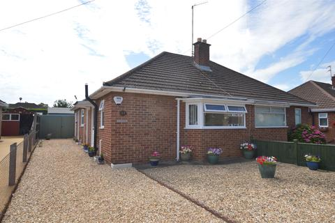 2 bedroom semi-detached bungalow for sale - Brooklyn Gardens, CHELTENHAM, Gloucestershire, GL51 8LP
