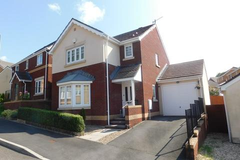 3 bedroom detached house for sale - Parc Gilbertson , Gelligron, Pontardawe, Swansea.