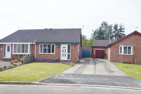 2 bedroom semi-detached bungalow for sale - Carnoustie Close, Acomb, York