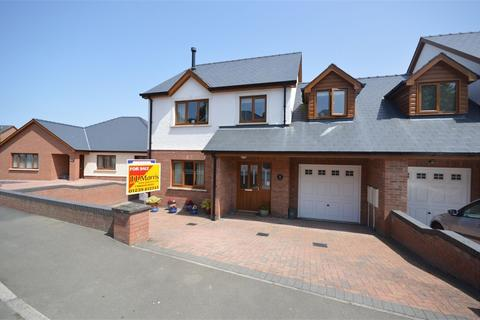 3 bedroom semi-detached house for sale - 74 Maesydderwen, Cardigan, Ceredigion