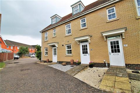 3 bedroom terraced house for sale - Viscount Close, Diss
