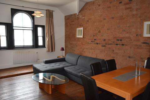 2 bedroom flat to rent - The Stoneyard, 12 Plumptre Street, The Lace Market, Nottingham NG1 1JL